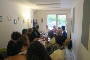 Conférence Espace Aurore Aix-les-bains