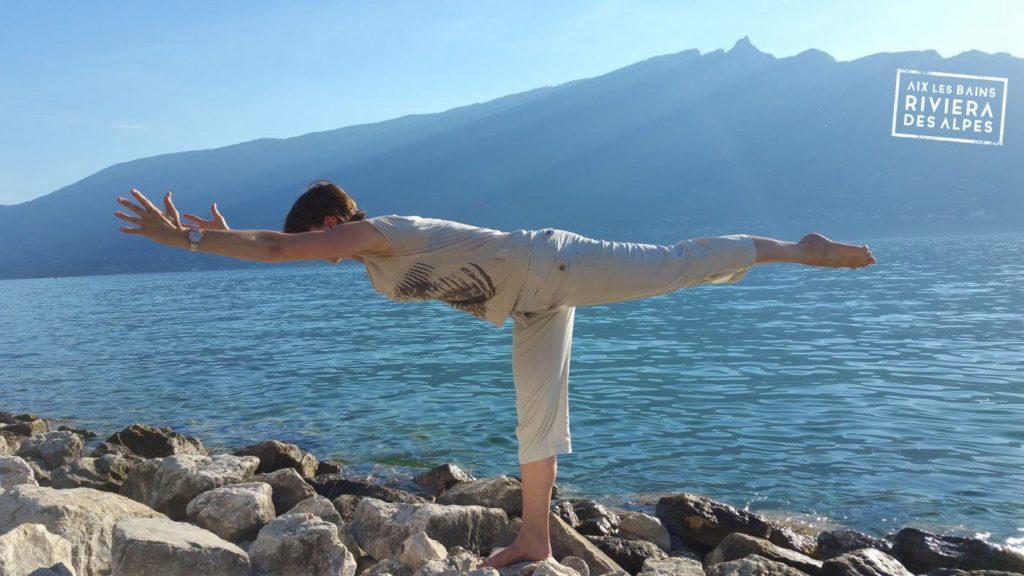 Corinne ROUANNET yoga pleine conscience pilates