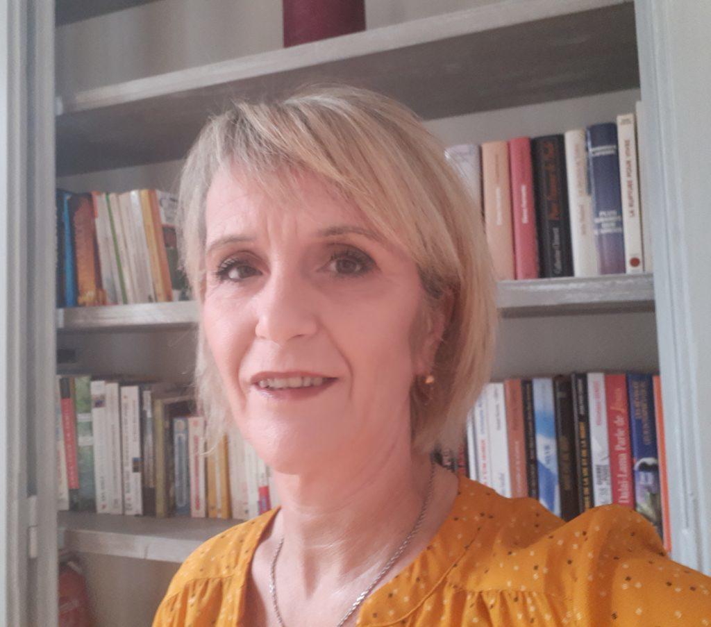 Jocelyne UTILLE-GRAND espace aurore aix les bains